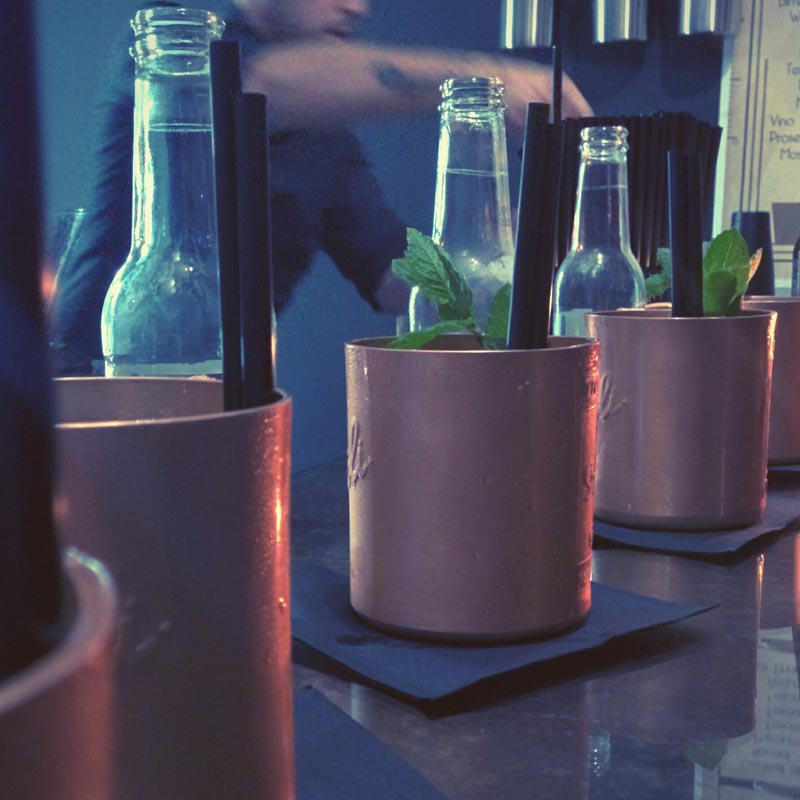 Il Cantiere - Moscow mule
