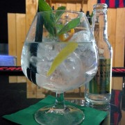 Il Cantiere - Gin tonic